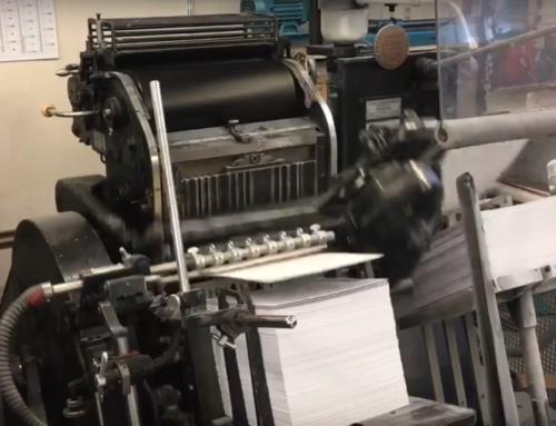 [VIDEO] Numérotation typo sur platine T Heidelberg – Sirio Pearl 700gr/m2