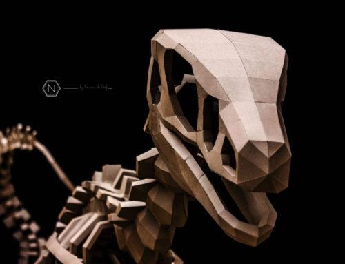 [NEWS] Un dinosaure a vu le jour à l'imprimerie Chauvat-Bertau