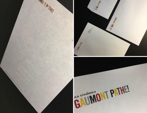 Ensemble de papeterie luxe 4 couleurs Pantone Métallique – Conqueror 100% Recyclé – Enveloppes & Tête de lettre