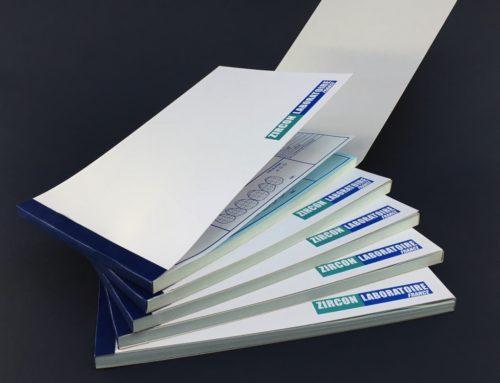 Carnets de commande soins dentaires en duplicata – Couverture enveloppante