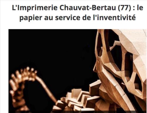 [NEWS] Le papier au service de l'inventivité