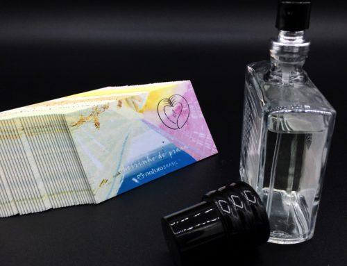 Carton de test pour fragrances – Carte à parfum 300gr/m2
