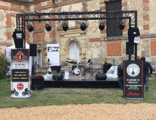 Panneaux PVC 5mm  Concert Moto Club – Highway Custom