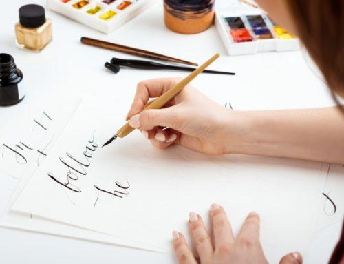 La Calligraphie par ICB ou l'art de bien écrire en version 2.0