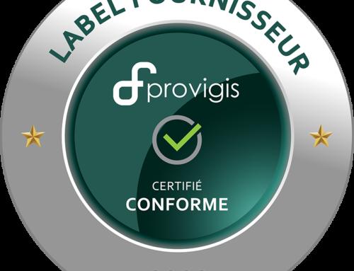 L'imprimerie ICB à obtenu le label Progivis 2020