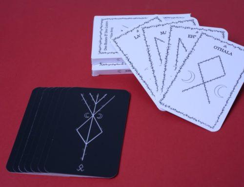 Jeu de Tarot Nenette avec boite spécial cartomancie – Pelliculage Mat et angles arrondis