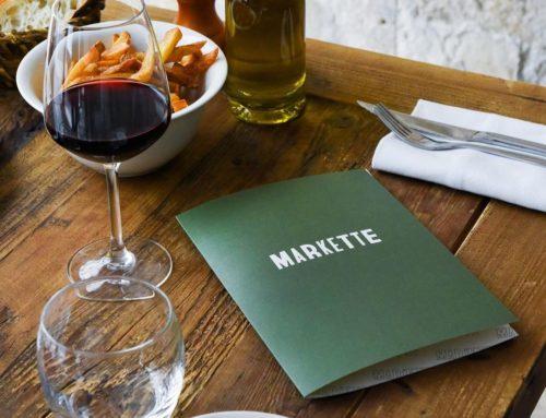 Porte Menu pour restaurant – Pantone Vert – Papier resistant au traces de doigts – Soho Nature Touch class