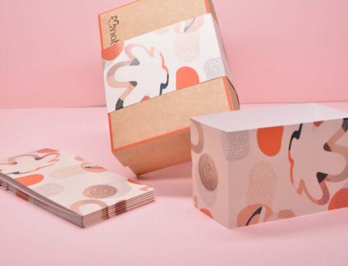 Fourreau Sleeve pour coffret cosmétique – Couché mat 300gr/m2 avec 4 rainages et collage